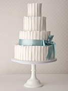 textile-panels-and-satin-wedding-cake