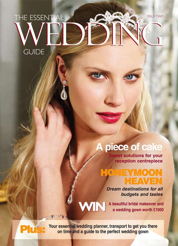 the essential wedding guide - issue 2 - cover