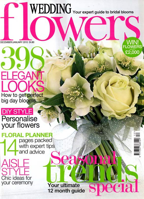 Paris Chic Wedding Cake Wedding Flowers Magazine