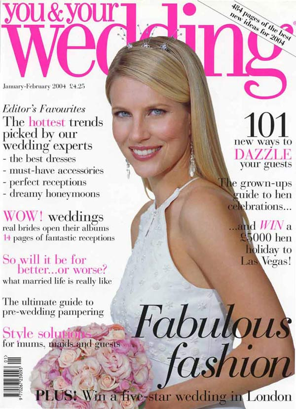 you-and-your-wedding - cover-jan-feb-04