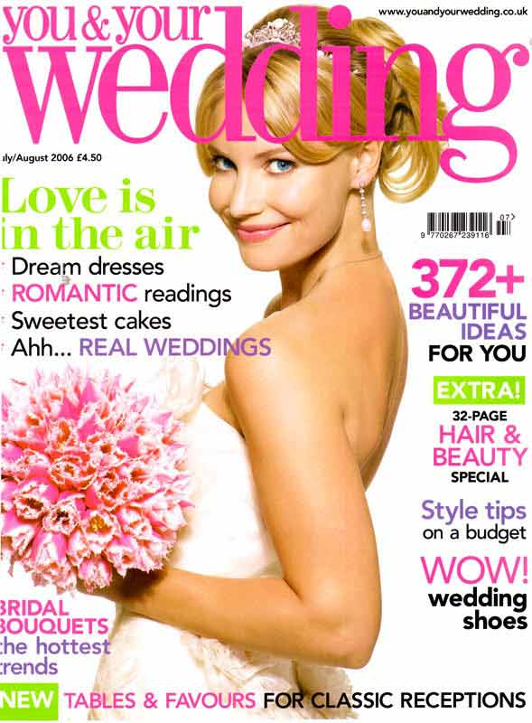 you-and-your-wedding - cover-jul-aug-06