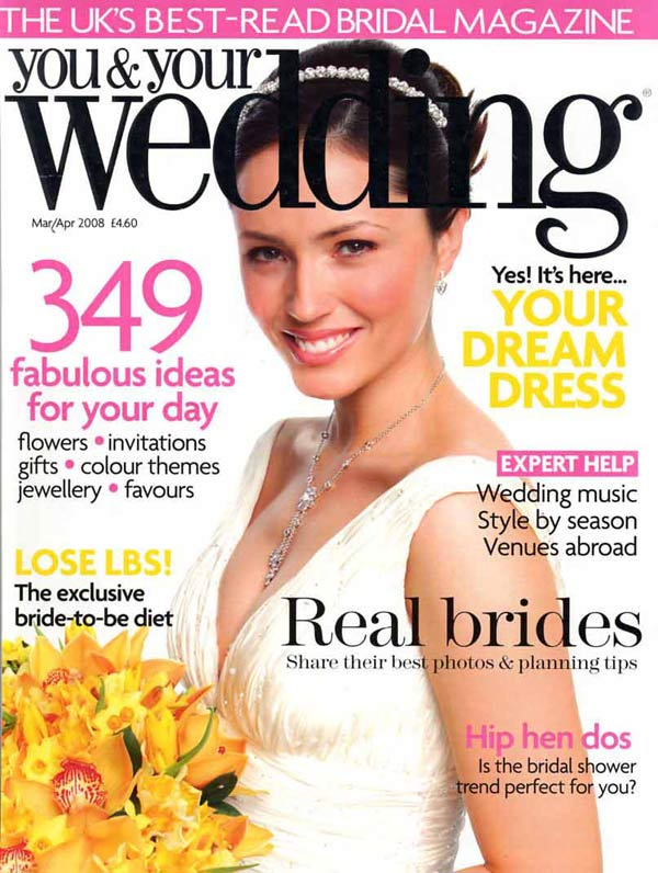 you-and-your-wedding - cover-mar-apr-08