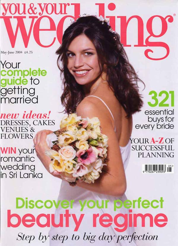 you-and-your-wedding - cover-may-jun-04