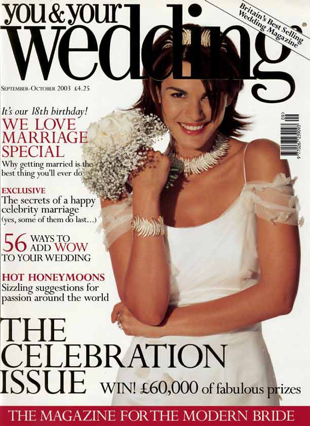 you-and-your-wedding - cover-sep-oct-03